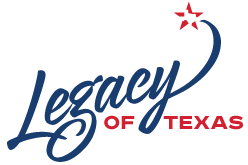 legacy of texas logo